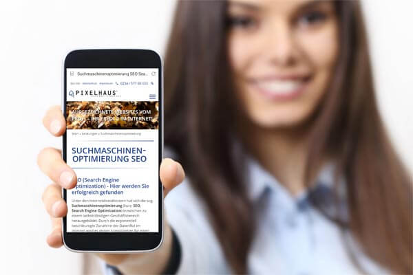 Suchmaschinenoptimierung SEO Search Engine Optimization